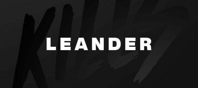 Leander Kills IV – megjelent a Leander Kills negyedik albuma