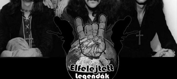 Elfelejtett Legendák – Black Sabbath