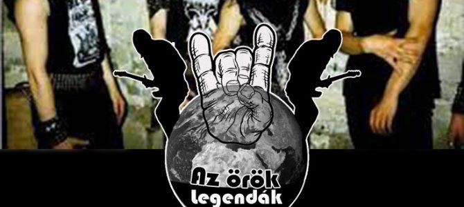 Az Örök Legendák – Mayhem