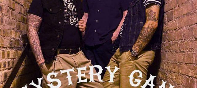 Mystery Gang koncert a Harley-nál