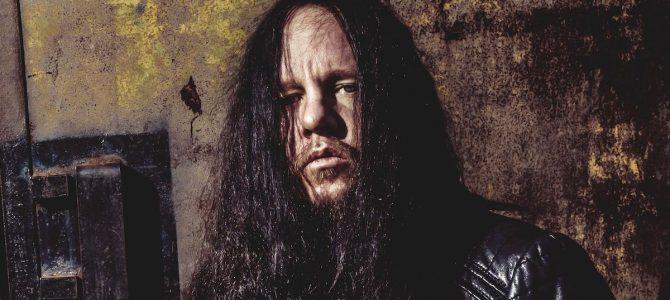 Meghalt Joey Jordison, a Slipknot alapító dobosa