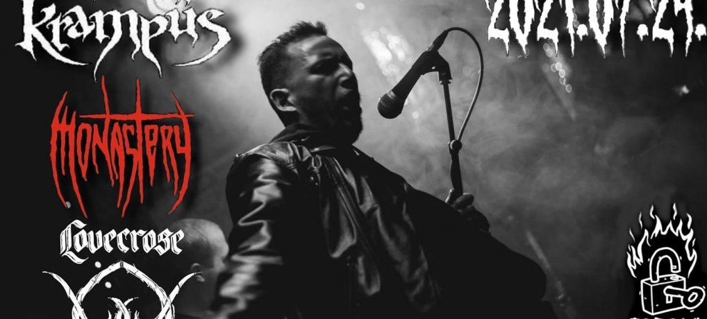 Lovecrose koncert Veszprémben!!
