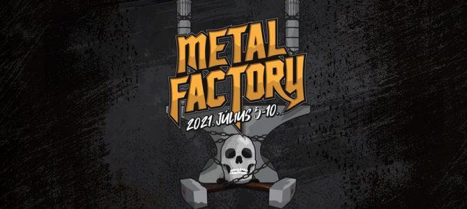 Jövő héten startol a MetalFactory
